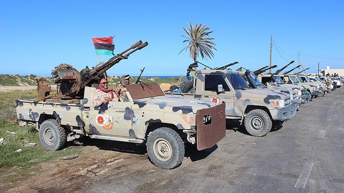 Conflicto en Libia: ONU asegura que en cuatro días unas 2.200 personas han huido de la capital