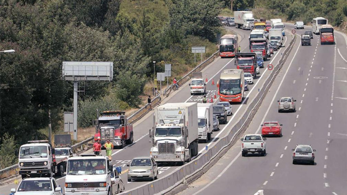 Ruta 68: MOP desecha acuerdo entre concesionaria y gobierno anterior para mejorar accesos a Valparaíso