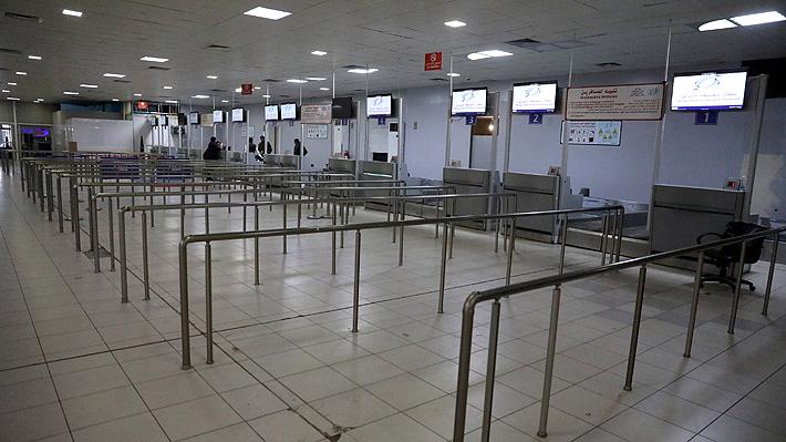 Ataques en Libia aumentan y obligan a cerrar el único aeropuerto de Trípoli
