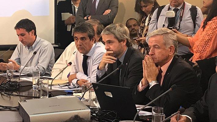 """Gobierno tras presentar última propuesta a oposición por reforma tributaria: Sería """"inexplicable"""" que no se aprobara idea de legislar"""
