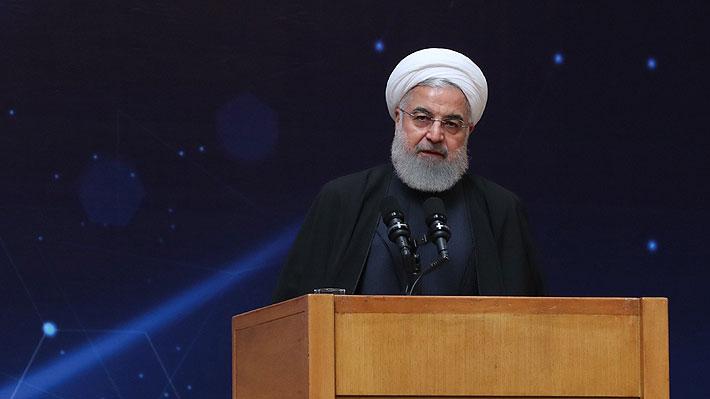 """Presidente iraní defiende """"el liderazgo"""" de la Guardia Revolucionaria en la lucha antiterrorista"""