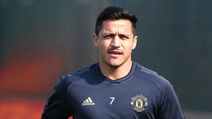 Alexis regresa a los entrenamientos en el United tras su lesión y Solskjaer confirma que está disponible para jugar esta semana
