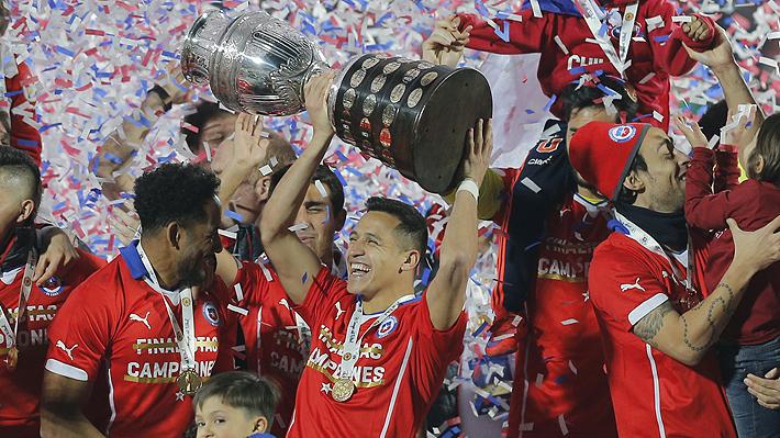 Es oficial: Copa América 2020 será en Argentina y Colombia... Chile ya sabe sus rivales