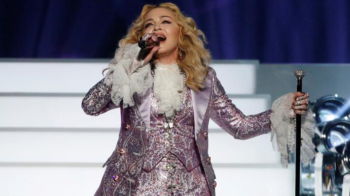 Madonna sigue los pasos de Justin Timberlake y cantará en la final del festival Eurovisión en Tel Aviv