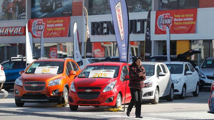 7c73db377 Conoce las marcas de autos más vendidas durante los primeros meses del año  en Chile
