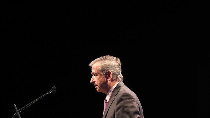 Los ocho meses de discusión que enfrentó Larraín para pasar la primera valla de la reforma tributaria