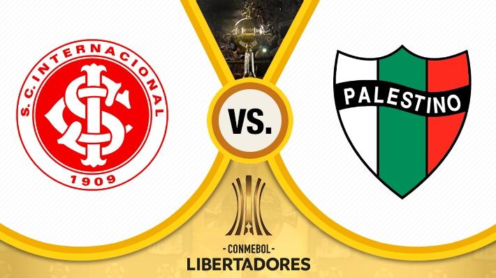 Así se forjó la derrota de Palestino ante Internacional por Copa Libertadores