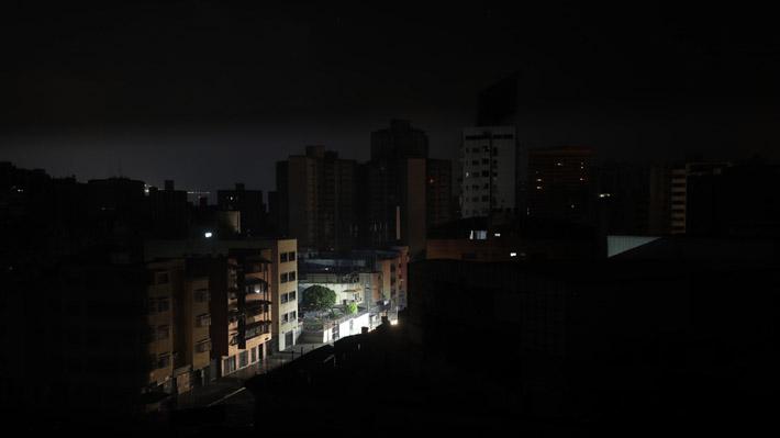 Nuevo apagón en Venezuela afecta al menos a 20 de los 23 estados del país