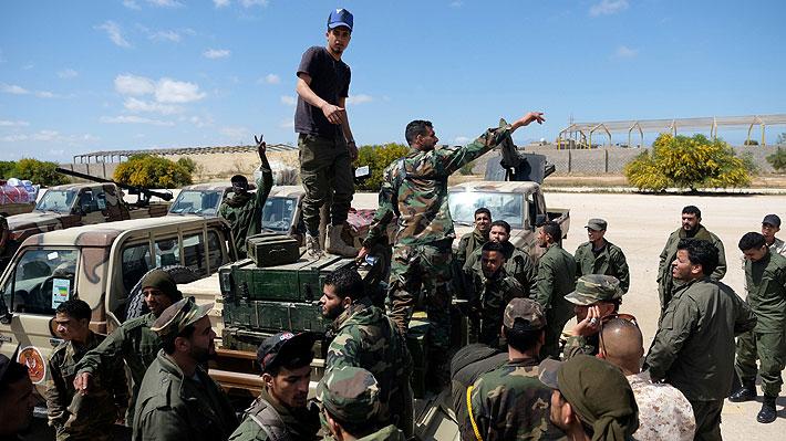 Gobierno libio pide al Consejo de Seguridad de la ONU medidas para detener la ofensiva de Haftar