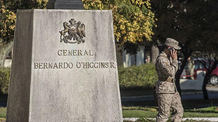 Detienen a los dos conscriptos que denunciaron robo de fusiles en regimiento de Concepción