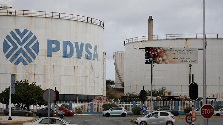 Producción actual de petróleo en Venezuela es la más baja en más de tres décadas