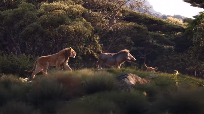 """Lanzan nuevo tráiler de """"El Rey León"""" con espectaculares imágenes y la aparición de dos queridos personajes"""