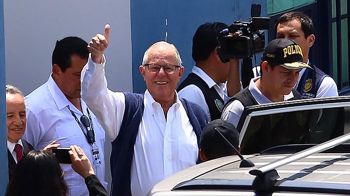 Pedro Pablo Kuczynski es detenido en Perú tras orden de la justicia por caso Odebrecht