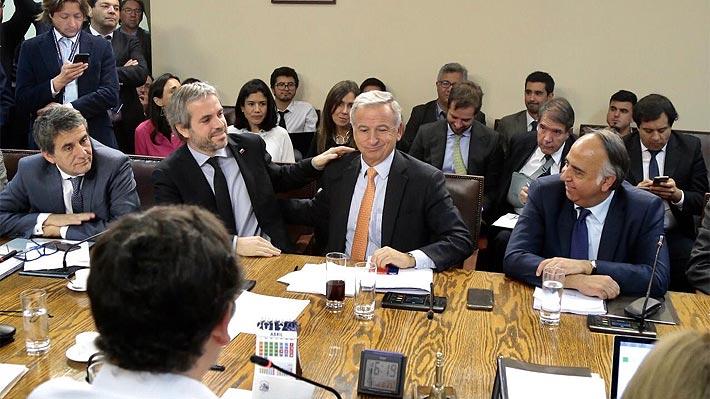 """Larraín satisfecho con aprobación de idea de legislar la reforma tributaria: """"Se despejó la primera valla"""""""
