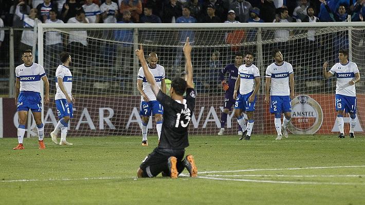 Católica pierde de local ante Libertad y complica su posible clasificación en la Libertadores