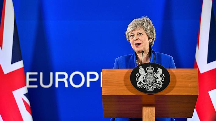 Theresa May acepta la prórroga del Brexit hasta el 31 de octubre que ofrece la Unión Europea