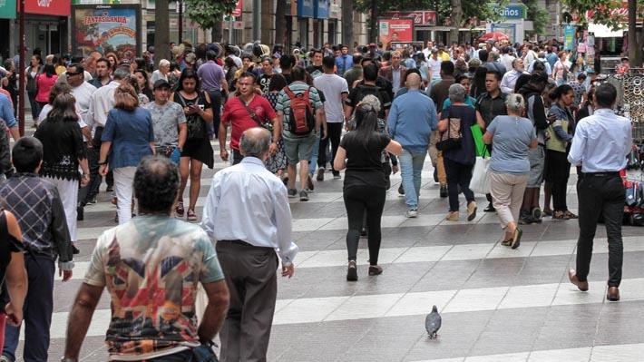 El 47% de los hogares chilenos pertenece a la clase media según estudio de la OCDE