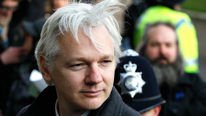 Departamento de Justicia de EE.UU. revela los cargos presentados contra Julian Assange