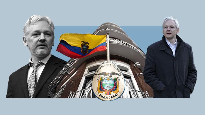 Las fechas clave en el caso de Julian Assange y sus casi siete años en la embajada de Ecuador