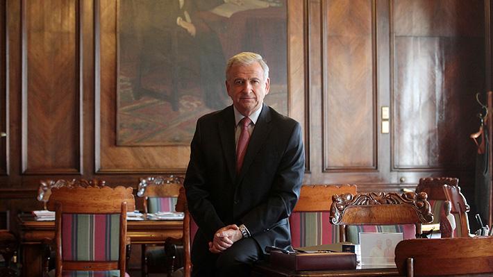 La intensa agenda del ministro Larraín en las reuniones de primavera del FMI y el Banco Mundial