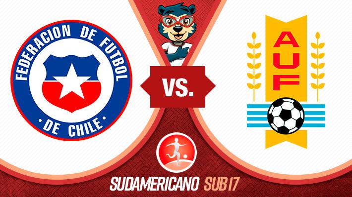 """Revive el espectacular triunfo de la """"Roja"""" Sub 17 ante Uruguay"""