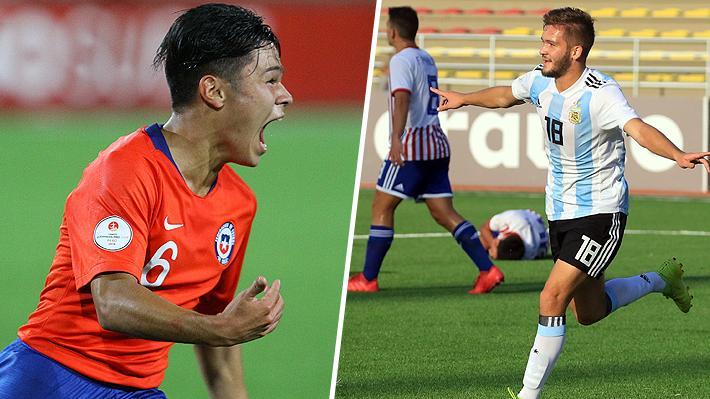 Chile y Argentina van por la corona: Mira cómo marcha la tabla y lo que queda en el Sudamericano Sub 17