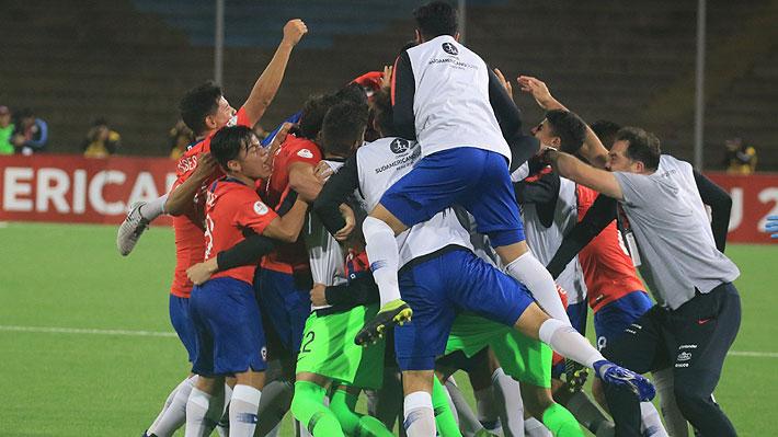Caputto revela charla que fue clave para la épica remontada ante Uruguay y la clasificación de Chile al Mundial Sub 17