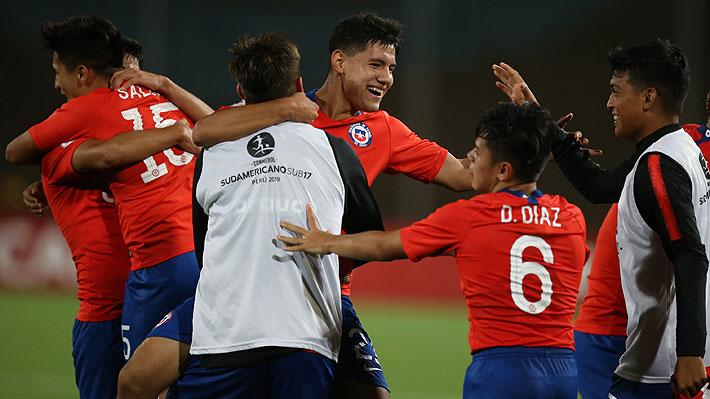 La gran y trascendental jugada de Caputto que le cambió la cara a Chile tras ir 0-2 abajo ante Uruguay
