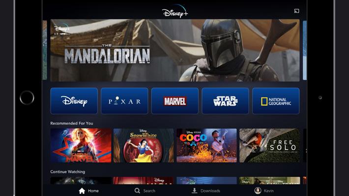 Disney entra con fuerza en el streaming: Anuncia precios más bajos que Netflix