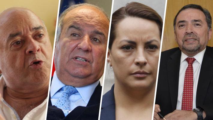 Las seis salidas de intendentes que han sacudido a la administración Piñera en 13 meses