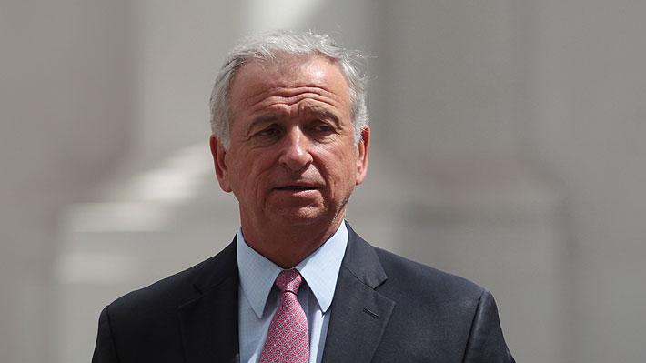 Felipe Larraín se reúne con el secretario del Tesoro de EE.UU. y analizan el tratado de doble tributación entre ambos países