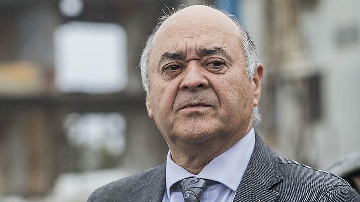 """El """"fuego amigo"""" en Chile Vamos que detonó la salida de Ulloa de la intendencia del Biobío"""