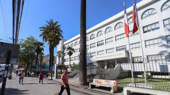 Los detalles de la carta anónima que levantó la alerta en la Corte de Rancagua y terminó con tres jueces suspendidos