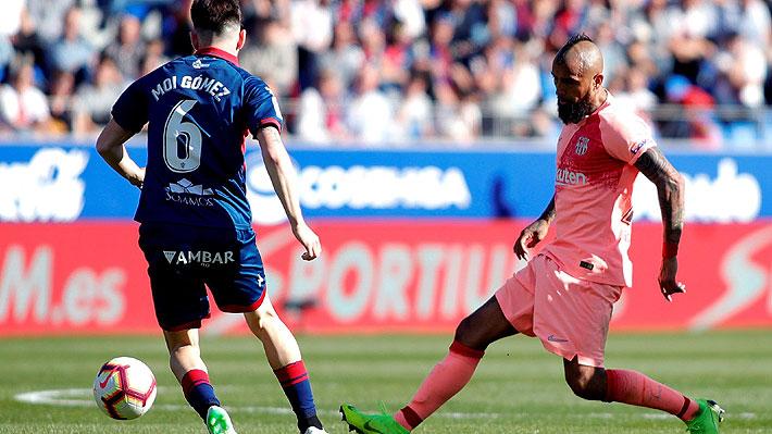 """Vidal se gana elogios por su rol en el último partido del Barcelona: """"Si se resfría Busquets; ahí está Arturo"""""""