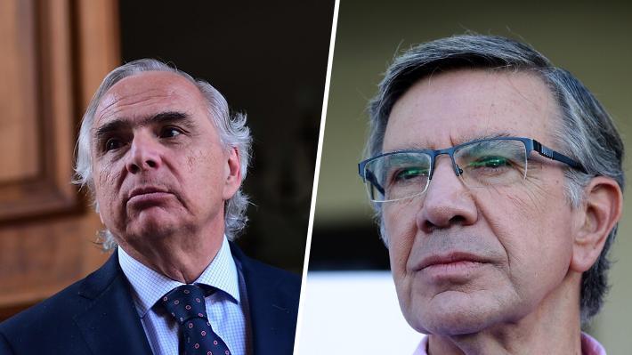 """Chadwick y eventual candidatura de Joaquín Lavín: """"Va a ser siempre una posibilidad de opción presidencial"""""""