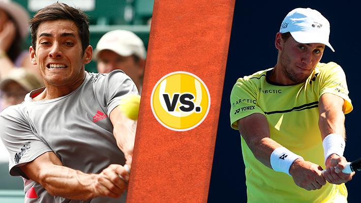 Así se forjó la gran victoria de Garin sobre Ruud en la final del ATP de Houston