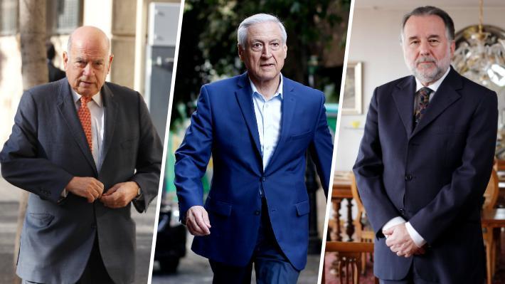 Ex cancilleres concuerdan con Lagos de que Chile está perdiendo credibilidad internacional por casos de corrupción
