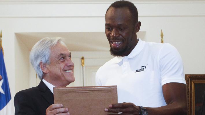 ¿Se trabaja bien el atletismo escolar en Chile? El debate que se abrió tras las declaraciones de Usain Bolt