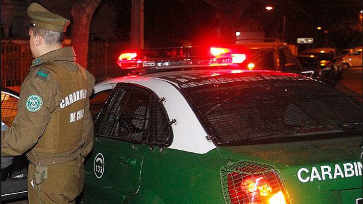 Delincuentes se enfrentan a balazos con Carabineros en mall Florida Center tras asaltar multitienda