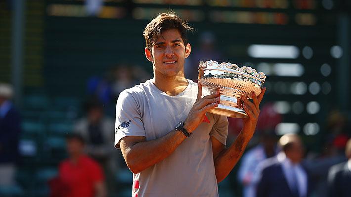 La ATP oficializa fuerte ascenso y el ingreso al top 50 de Garin tras su notable título en Houston