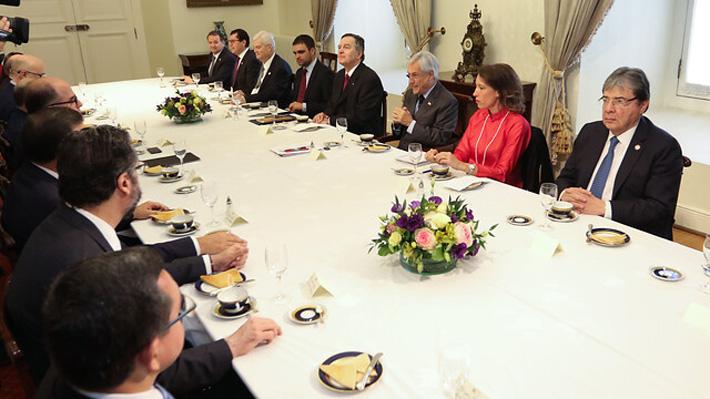 """Piñera insta a Grupo de Lima a tomar medidas para """"fortalecer"""" instrumentos de presión contra régimen de Maduro"""