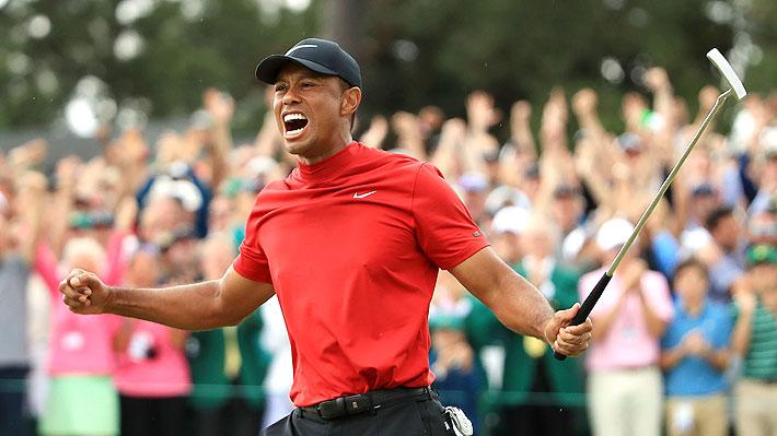 Infidelidades, alcoholismo, lesiones... Los tormentosos años que Tiger Woods deja atrás con su conquista del Masters de Augusta