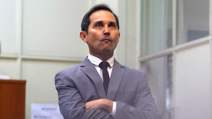 """Ejército asegura que continuidad de general Villagra en la institución será resuelta """"una vez finalizado el proceso judicial"""""""
