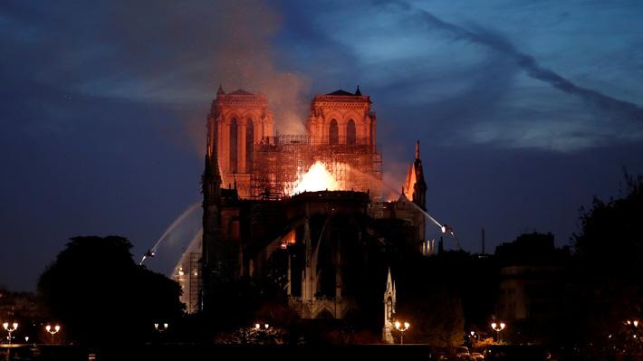 """Director del Bellas Artes aborda el futuro de Notre Dame: """"No habrá otra restauración de este nivel, importancia y magnitud"""""""