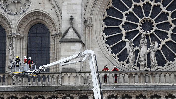 Presidente del Consejo Europeo insta a los miembros de la UE a contribuir en la reconstrucción de Notre Dame