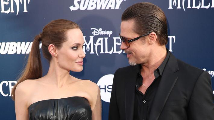 Angelina Jolie recupera su nombre de soltera a pesar de no haber concluido su divorcio de Brad Pitt