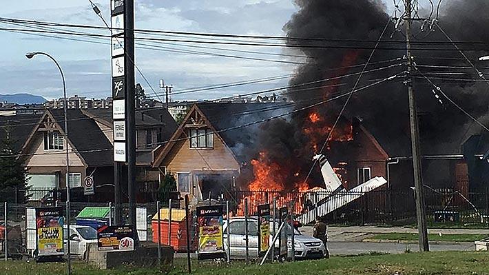 Intendente de Los Lagos confirma la muerte de al menos seis personas por caída de aeronave en Puerto Montt
