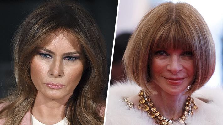 ¿Por qué Melania Trump no saldrá en las portadas de Vogue? La polémica entre Anna Wintour y la primera dama