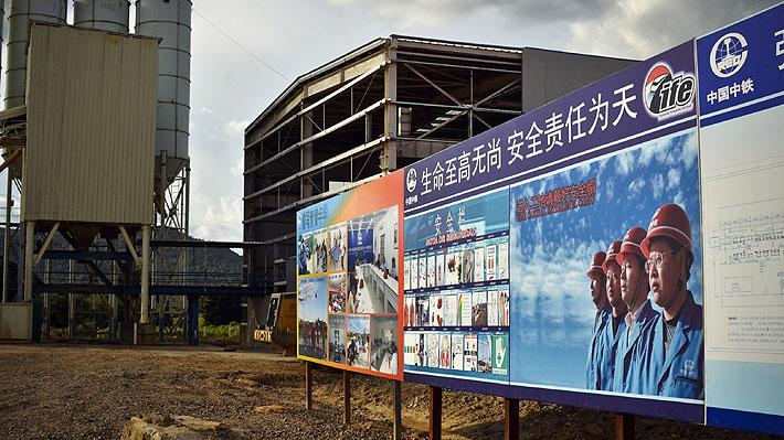 "Bloomberg advierte por tren Santiago-Valparaíso: ""Ambicioso plan ferroviario chino choca con la burocracia chilena"""