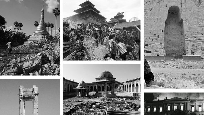 Patrimonio mundial en peligro: Diez ciudades y monumentos que tuvieron un destino similar al de Notre Dame